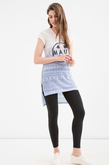 Cotton blend dress by Maui and Sons, Multicolour, hi-res
