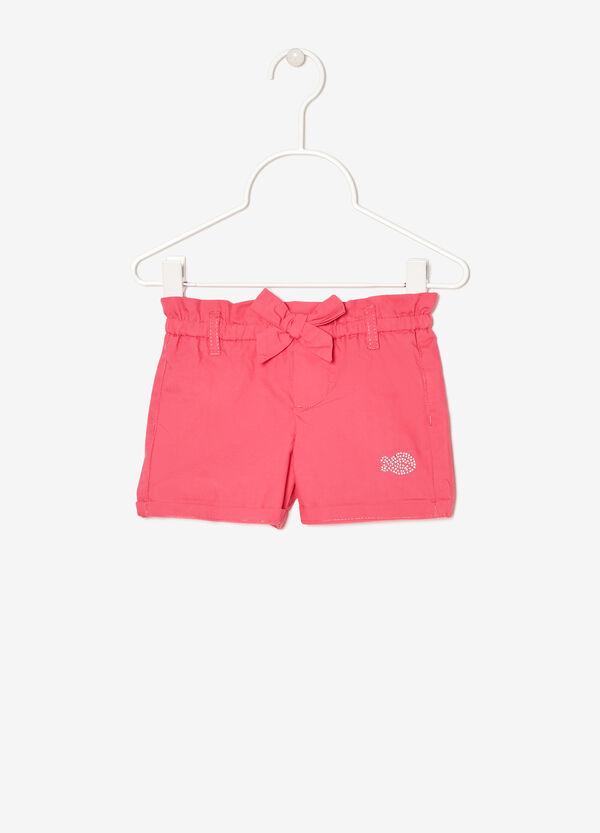 Shorts fiocchetto strass | OVS