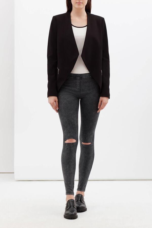 Open stretch jacket | OVS