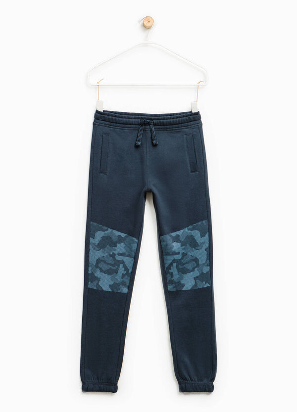 Camouflage print joggers | OVS