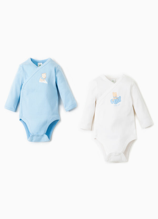 Two-pack Winnie the Pooh bodysuits | OVS