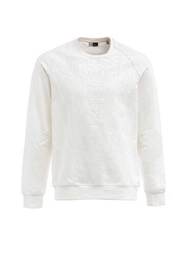 OVS Arts of Italy sweatshirt with shiny print