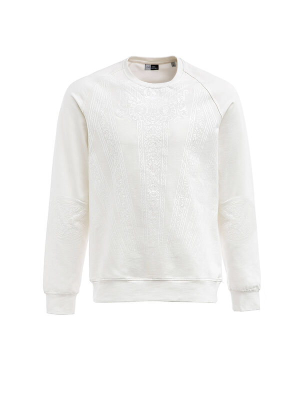 OVS Arts of Italy sweatshirt with shiny print | OVS