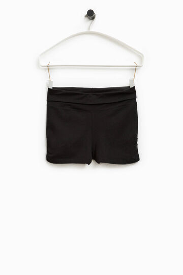 Smart Basic stretch cotton shorts