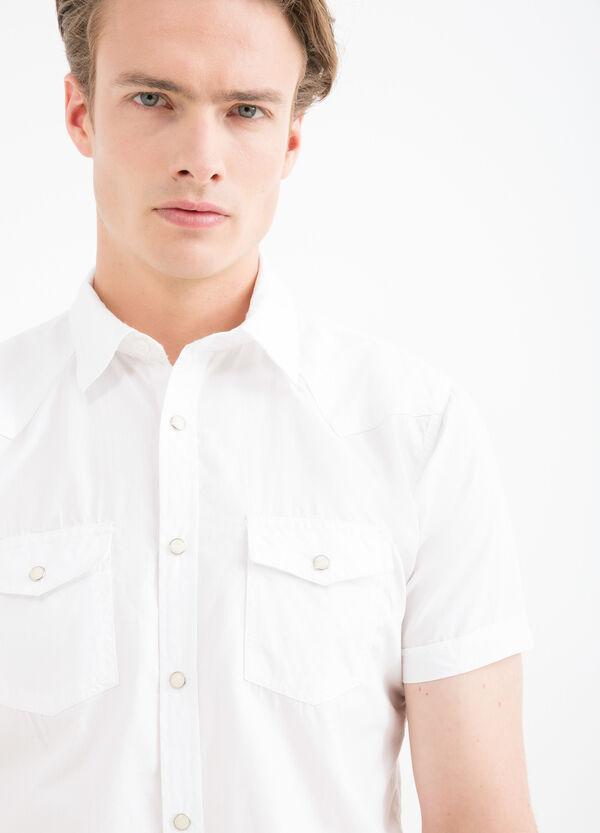 Camicia puro cotone con taschini | OVS