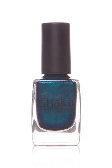 Velvet matt nail polish, Emerald Green, hi-res
