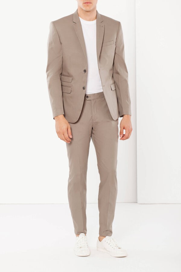 Classic trousers with crease | OVS