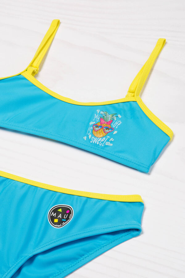Bikini stretch stampa Maui and Sons | OVS
