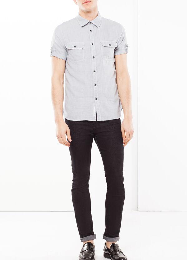 Camicia con risvolti G&H   OVS
