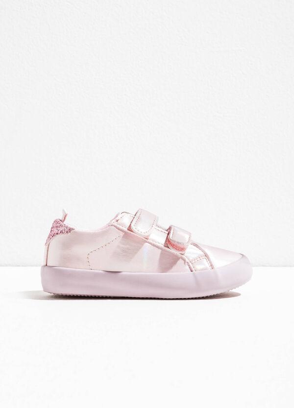 Sneakers glitterate con strappi | OVS