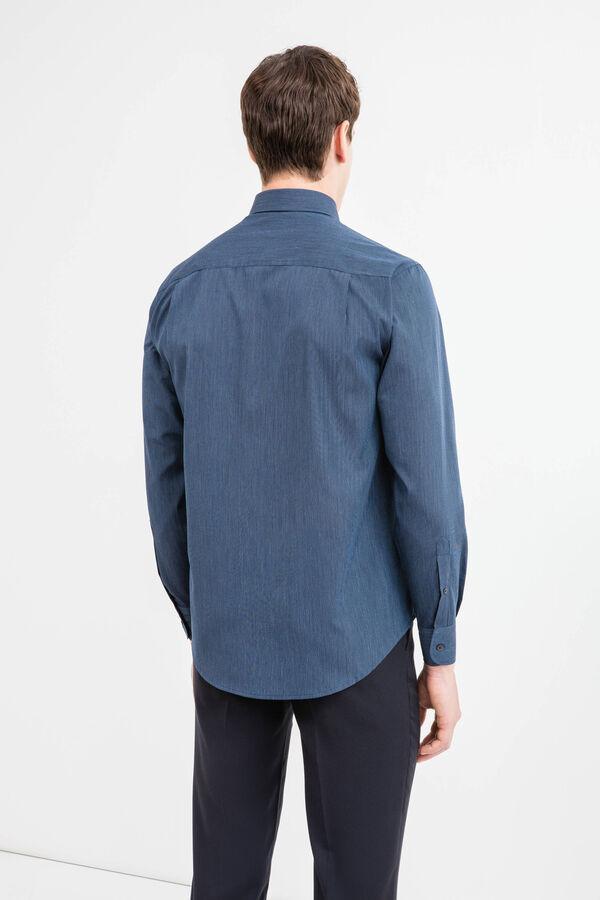 Camicia formale regular con taschino | OVS