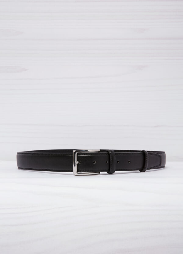 Leather look belt   OVS