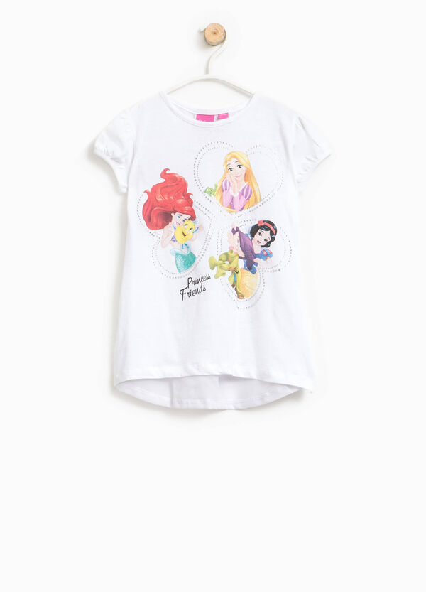 T-shirt in cotone Disney Princess | OVS