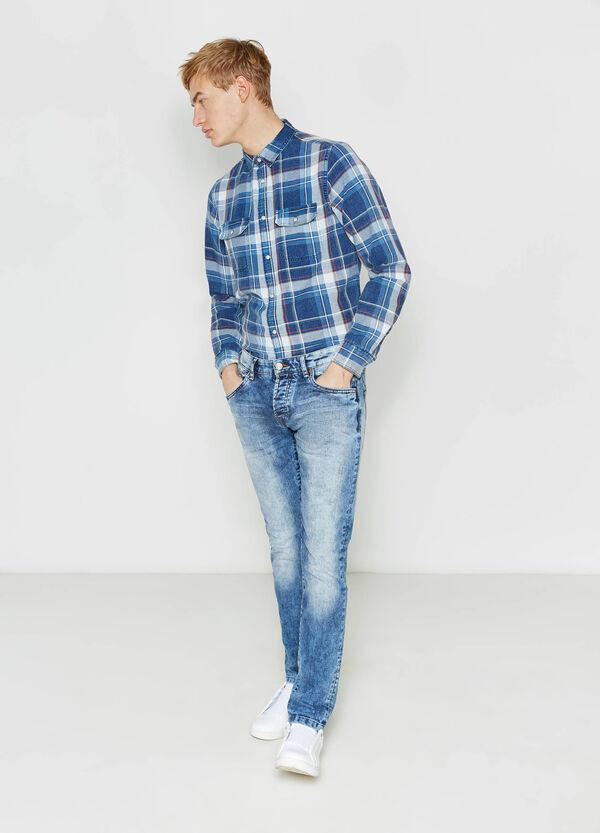 Camicia casual fantasia tartan | OVS
