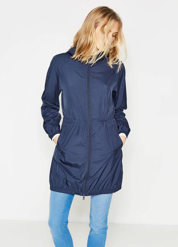 Hooded raincoat | OVS