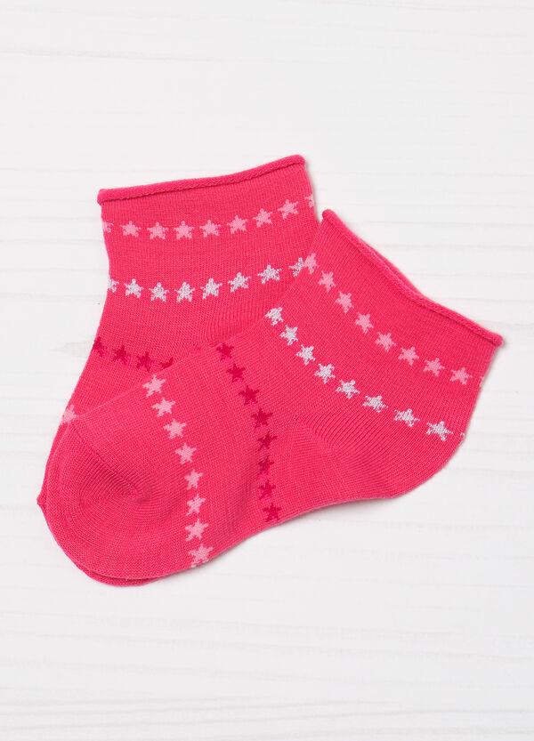 Stretch socks with stars   OVS