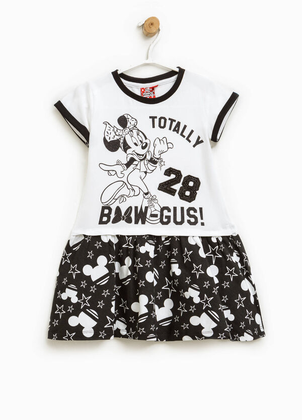 Short-sleeved Minnie Mouse dress | OVS