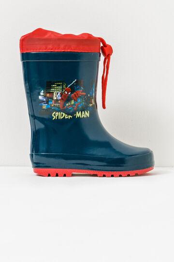 Spiderman Wellington boots, Dark Blue, hi-res