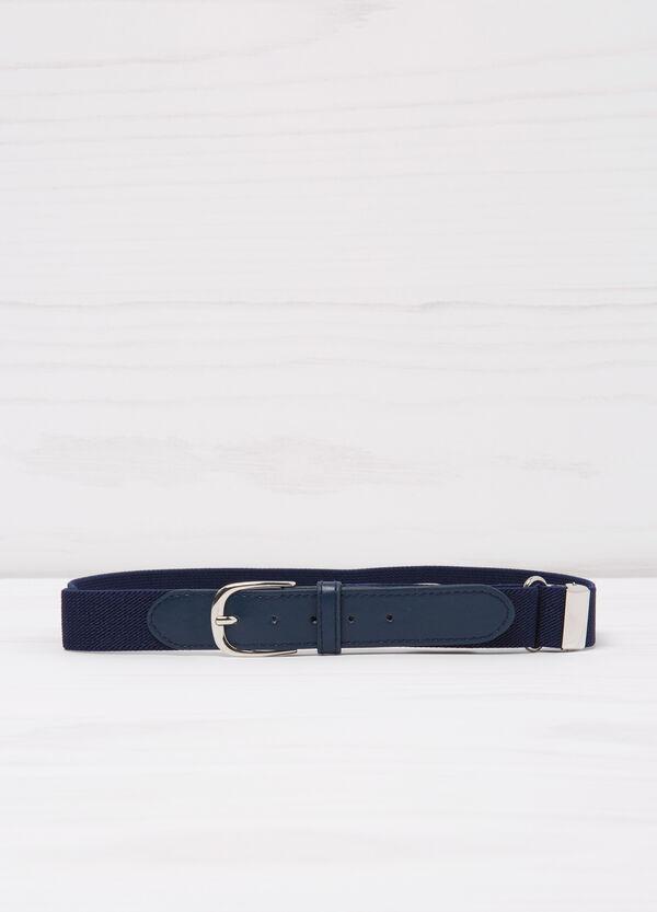 Plain stretch belt | OVS