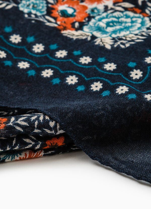 Floral print scarf | OVS