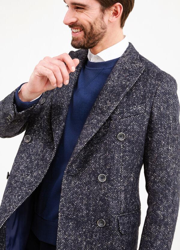 Cappotto doppio petto in lana Rumford | OVS