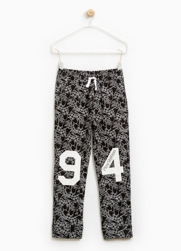 PlayStation patterned joggers | OVS