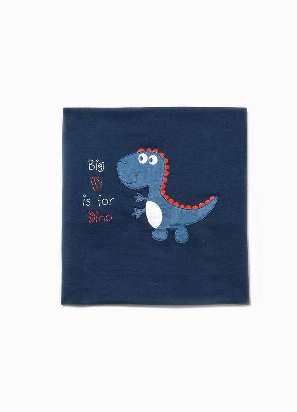 Coperta per culla motivo dinosauro | OVS