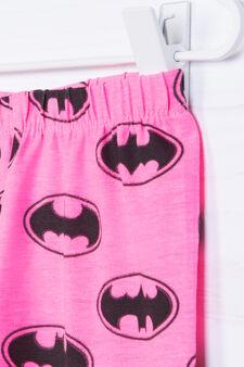 Batman stretch leggings, Fuchsia, hi-res