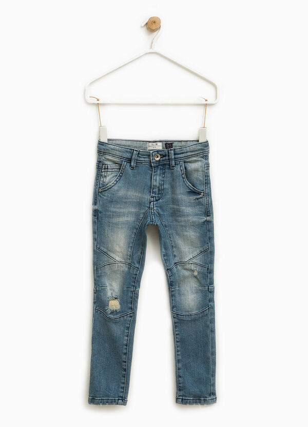 Jeans slim fit stretch used | OVS