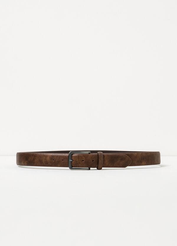 Cintura fibbia rettangolare | OVS