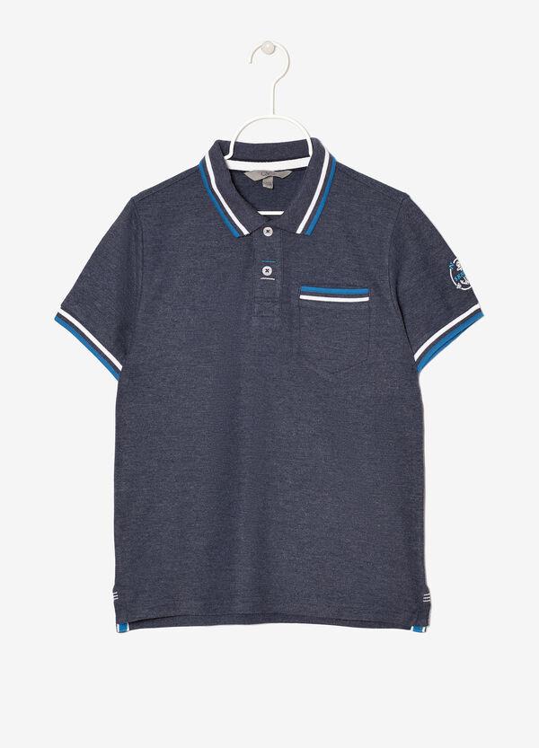 Polo-shirt with pocket | OVS