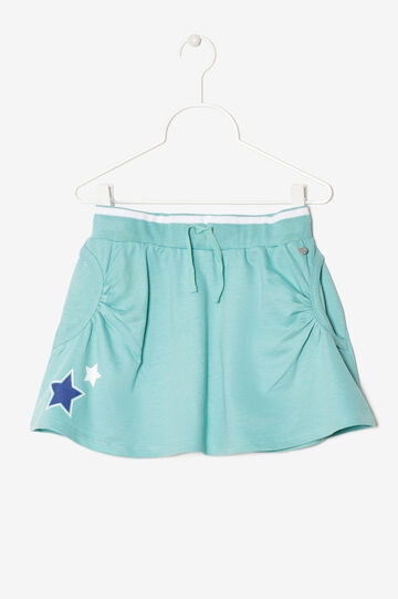 Skirt with pockets, Milk & Mint, hi-res