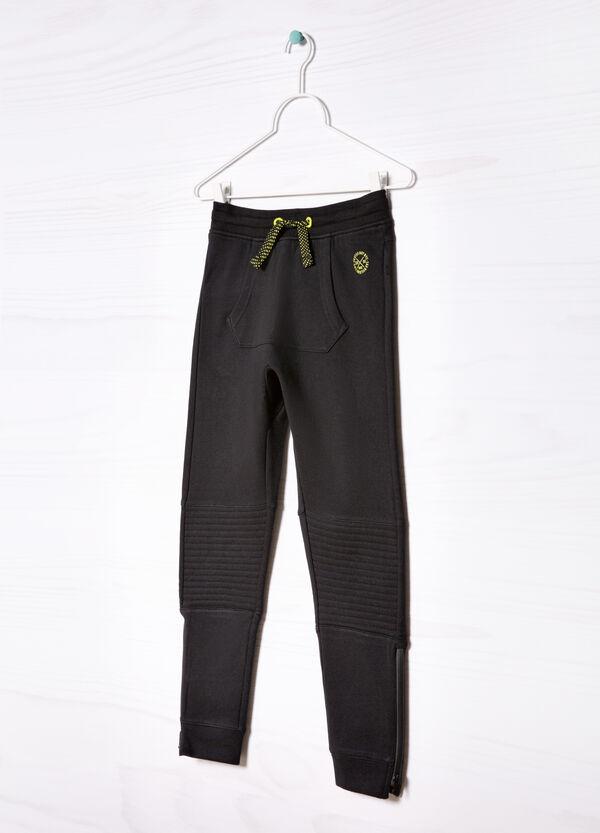 100% cotton gym pants | OVS
