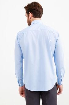 Regular-fit formal shirt, Soft Blue, hi-res