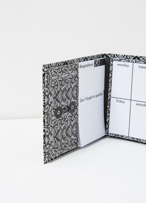 Organizer with patterned cover   OVS