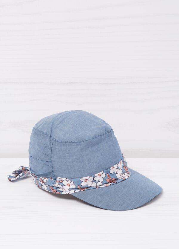 Cappellino baseball fantasia fiori | OVS