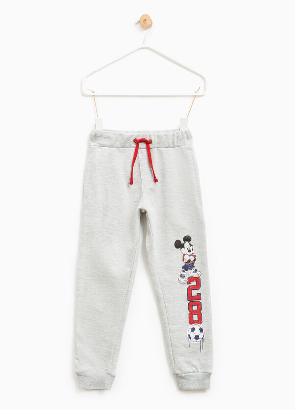 Joggers with Mickey Mouse print | OVS