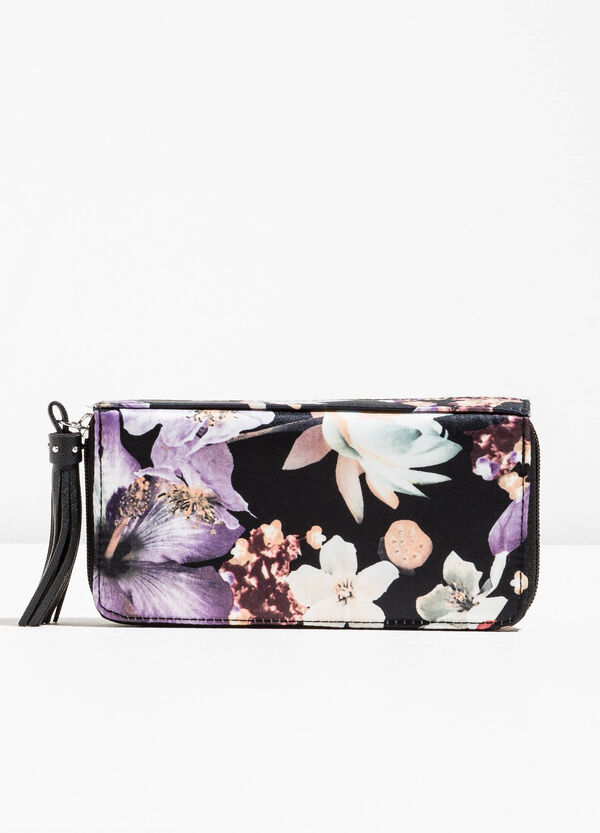 All-over floral print purse | OVS