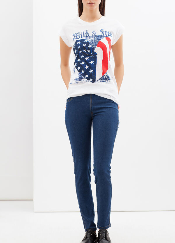 Jeggings stretch skinny fit | OVS