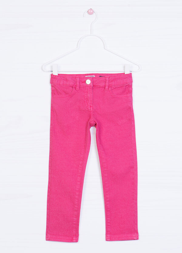 Plain stretch jeans | OVS