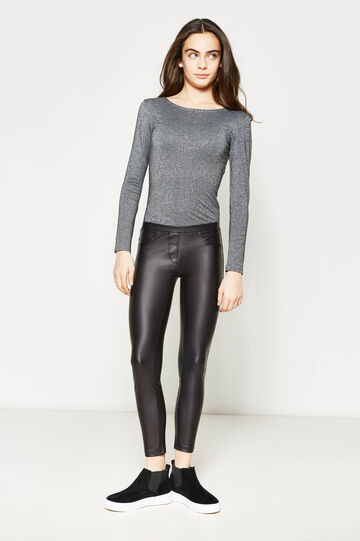 Teen solid colour leggings