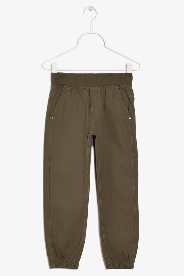 Cotton trousers | OVS