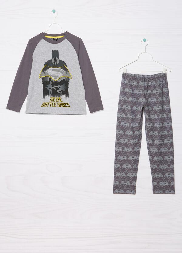 Cotton Warner print pyjamas | OVS