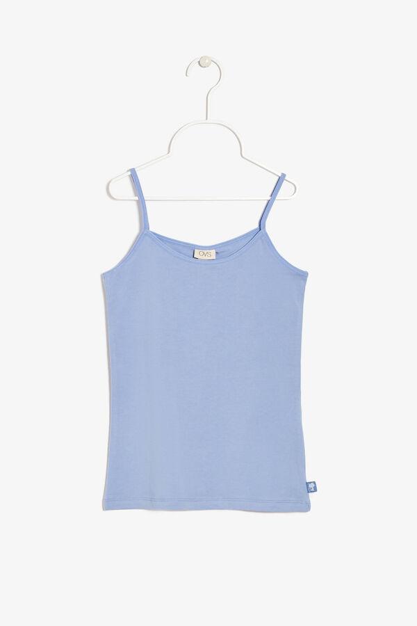 Cotton tank top | OVS