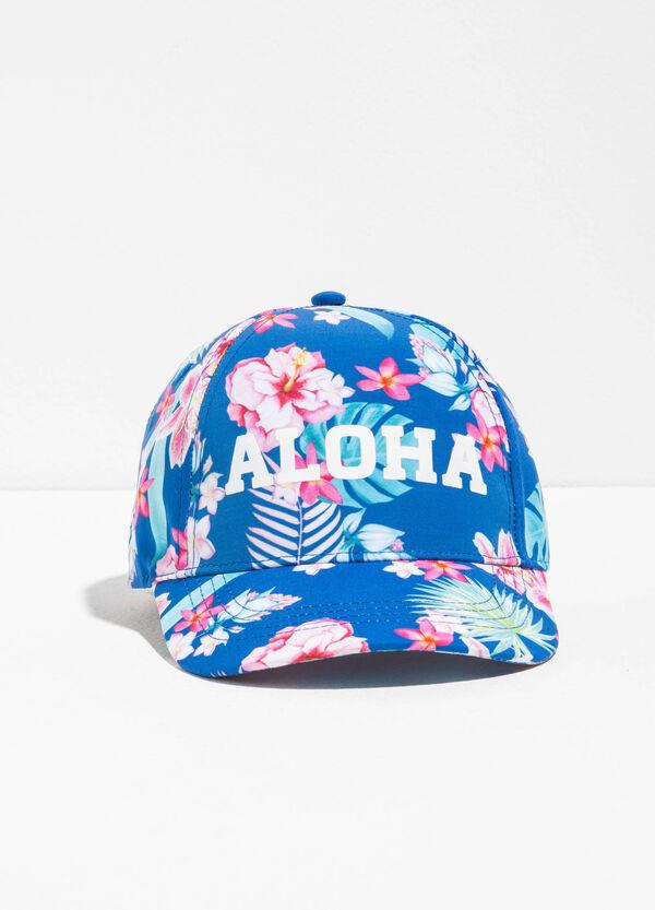 Cappello da baseball floreale | OVS