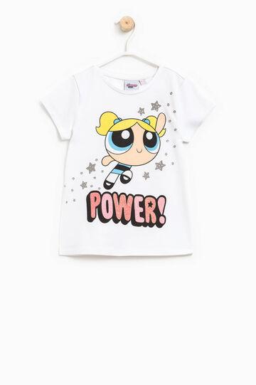 T-shirt with The Powerpuff Girls print