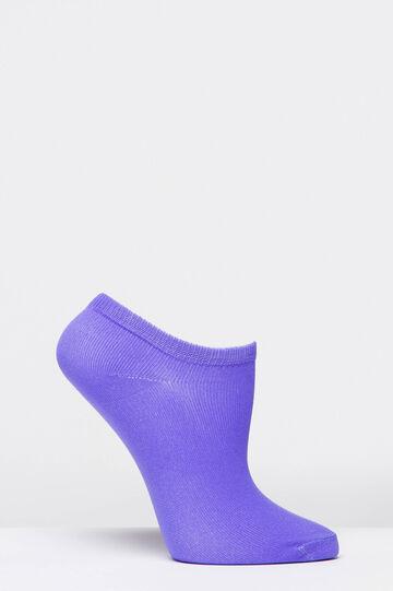 Five-pack cotton socks, Multicolour, hi-res