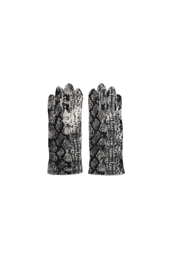 Animal print gloves | OVS