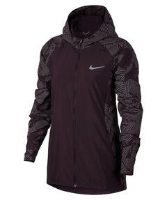 "Damen Laufjacke mit Kapuze ""Essential Flash Running Jacket"""