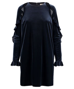 Damen Samtkleid
